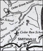Ritchie County Farm Map